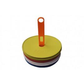 Set Markere/Copete Plate Liski (24 buc/set)