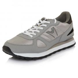 Pantofi Sport Macron Meltemi Gri/Negru