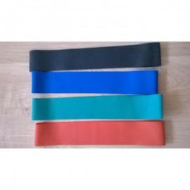 Banda elastica Verde - Grosime 0.5 mm