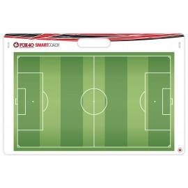 Tabla Tactica Fox 40 Pro Rigide 61x40,5 cm - Fotbal/Volei/Handbal/Baschet
