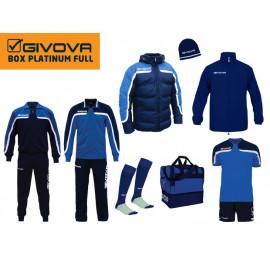 BOX GIVOVA - ARES, ALBASTRU/BLEUMARIN S